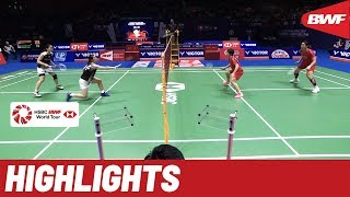 Download VICTOR China Open 2019 | Finals WD Highlights | BWF 2019 Video