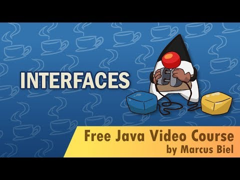 Java for Beginners 16 - Interfaces