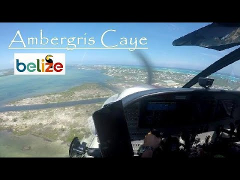 Belize City to San Pedro, Ambergris Caye - Tropic Air
