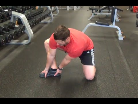 Squat BETTER in Seconds - Increase Ankle Mobility (& T-Spine)