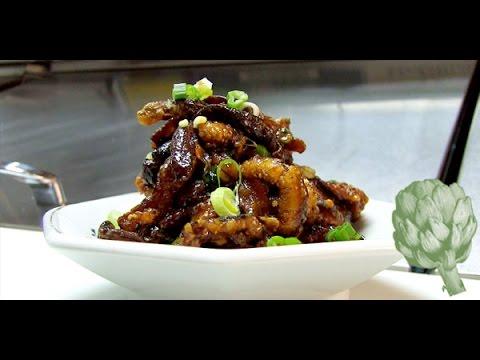 Mock Eel Recipe | Potluck Video