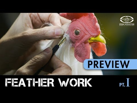 Feather Work Part 1: Realistic Bird Feathering Techniques - PREVIEW