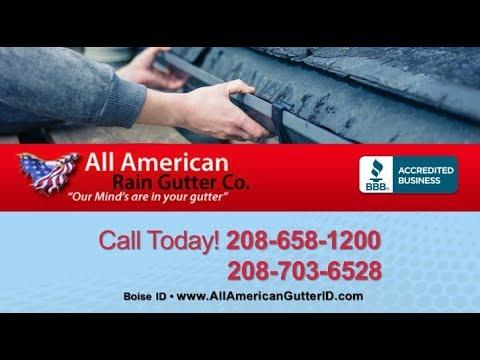 All American Rain Gutter, LLC | Boise ID Gutters and Downspouts