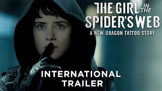 THE GIRL IN THE SPIDER'S WEB – International Trailer