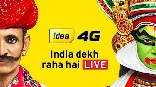 Idea 4G – India ka LIVE Network  Beach(30)