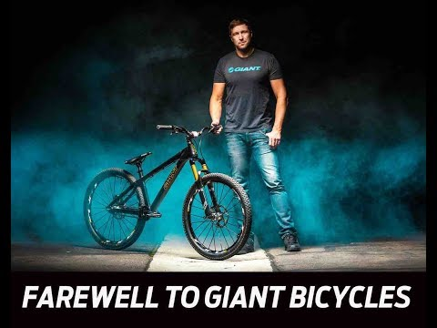 FAREWELL TO GIANT BICYCLES