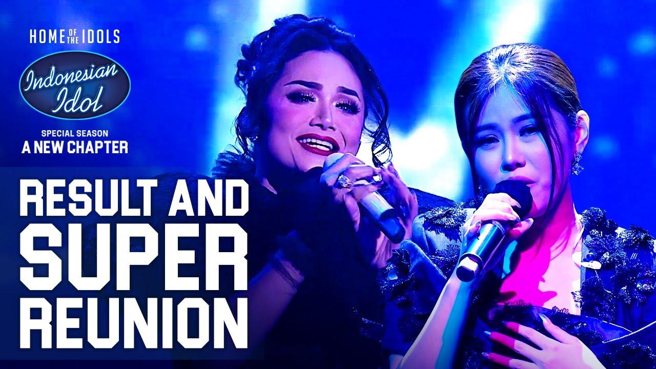 Download MELISA X KRISDAYANTI - MENCINTAIMU X COBALAH UNTUK SETIA - RESULT & REUNION - Indonesian Idol 2021 MP3 Gratis