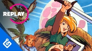 Replay – The Legend Of Zelda: Link