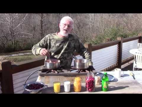 How to make Fast and Easy Fresh Cranberry Sauce Recipe by Bruce.