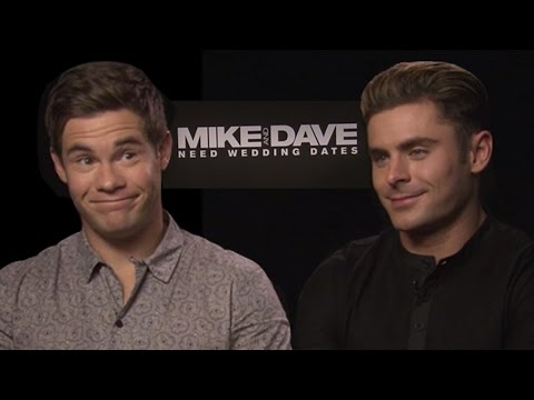 Zac Efron Gives Dating Advice & Adam DeVine Talks Penis Size