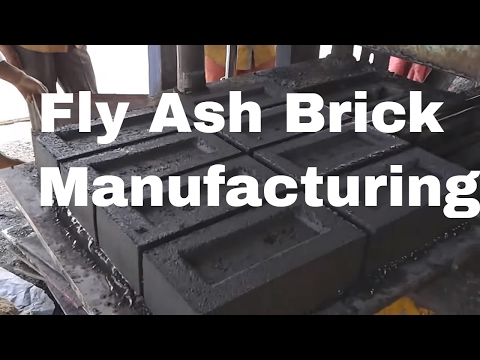 Manual Fly Ash Brick Machine
