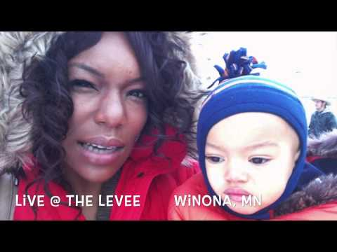 Vlogmas Dec 21, 2013 ❄ WINTER SOLSTICE in Winona, MN