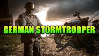 Loadout German Stormtrooper MP18 | Battlefield 1 Assault Gameplay