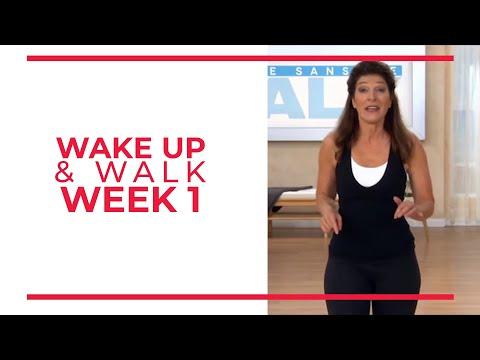 Xxx Mp4 WAKE UP Walk Week 1 Walk At Home YouTube Workout Series Mini Walk Sculpt Arms 3gp Sex