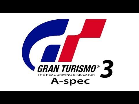Gran Turismo 3 - Super License All Golds (100% Playthrough)