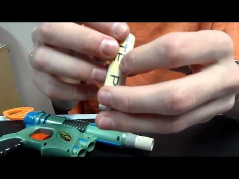 How To: Make any Nerf Blaster Shoot Airsoft BB's