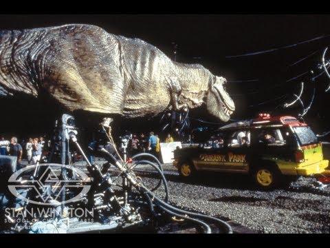JURASSIC PARK T-Rex - Part 3 - Building an Animatronic Dinosaur