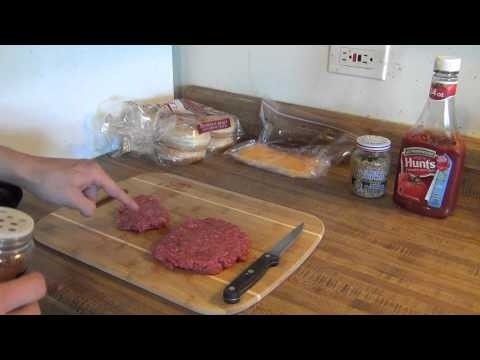 Try a Bison Burger! Recipe & How to Cook!