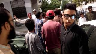 Robbery case in gulshan e iqbal, 2016 karachi