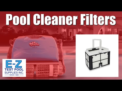 Which Spring And Ultra-Fine Cartridge Is Compatible With Your Maytronics Pool Cleaner
