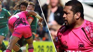 Chris Hala'ufia - Rugby's Hardest Ever Hitter