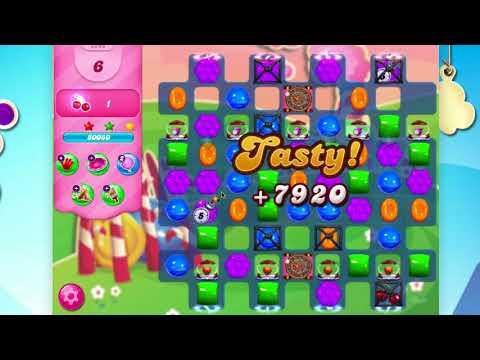 Candy Crush Saga Level 3248