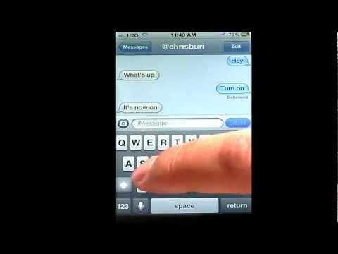 How to see if someone has read your text message on iphone