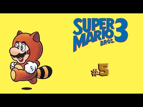 Super Mario Bros. 3 - Act 5: Flying In The Sky