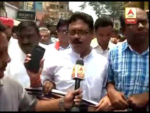 BJP rally at Purulia to protest unnatural death of two party workers