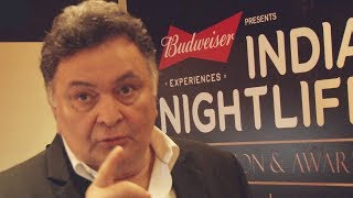 Rishi Kapoor THREATENS media against asking personal questions | Video