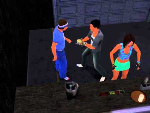 Binding a sim with a VooDoo doll!