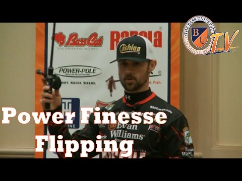 Power Finesse Flipping with John Crews