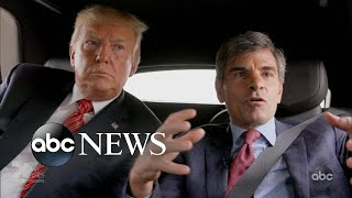 Download President Trump: 30 Hours l Interview with George Stephanopoulos l Part 1 Video