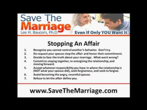 What Do I Do If My Spouse Is Having An Affair?