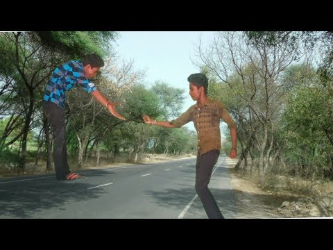 How to make double role action fighting effect video in kinemaster (coming soon tutorial)