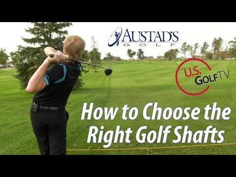 How Important is Choosing the Right Golf Shaft?