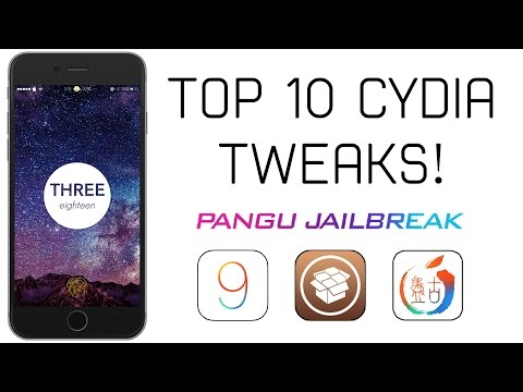 Top 10 iOS 9.3.3 Jailbreak Tweaks! | 500 Subscribers!