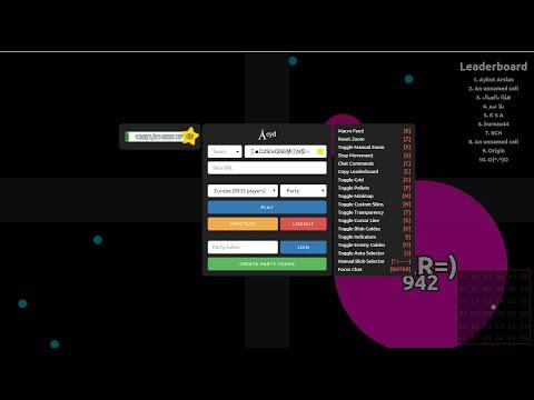 Agar io AgarPlus io EXTENSION - playithub com