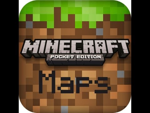 How to download mcpe maps no jailbreak/computer (2015)