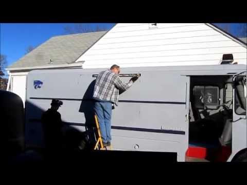 Chapmans Take Away Food Truck ~ building food  truck