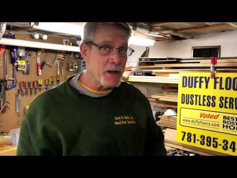 What Happens When You Bleach Brazilian Cherry Hardwood Floors? -Duffy Floors