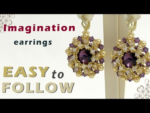 How to make jewelry earrings making at home