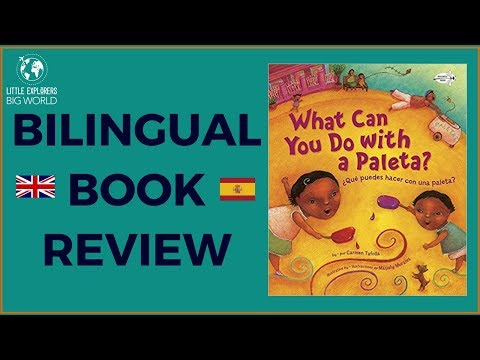 Bilingual Books For Kids:
