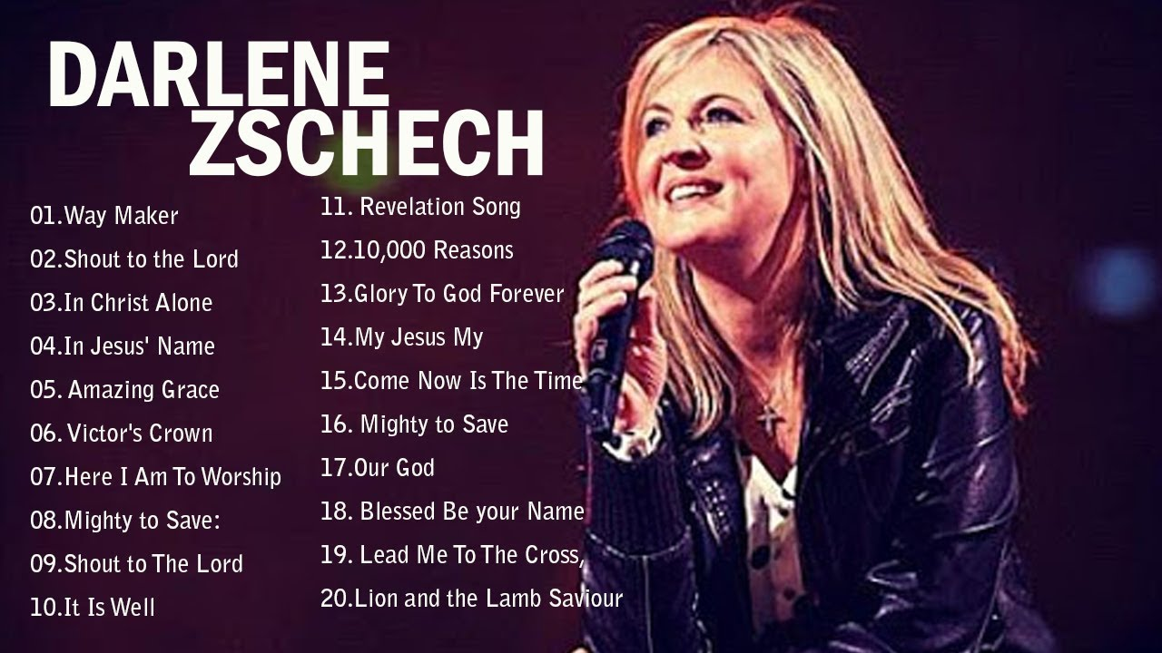 Darlene Zschech 2021  with Beautiful Christian Worship Songs of 🙌Uplifting Worship Songs Medley