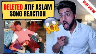 BAARISHEIN Song [REACTION] by AUSTRALIAN/PAKISTANI | Atif Aslam & Nushrat