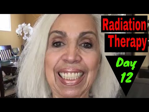 Radiation Therapy - Day 12 - Thank God It's Friday