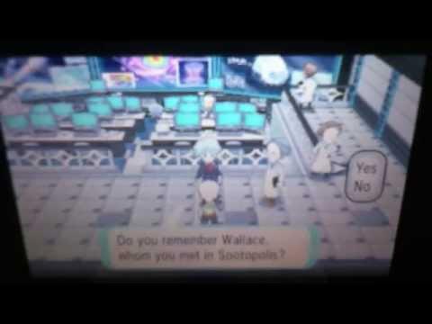 Pokemon Omega Ruby Delta Episode Chapter 7