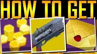 Destiny 2 - HOW TO GET LEGEND OF ACRIUS! Exotic Raid Quest!
