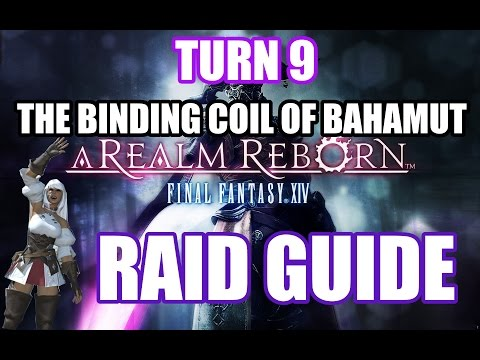 Second Coil of Bahamut - Turn 4 Raid Guide