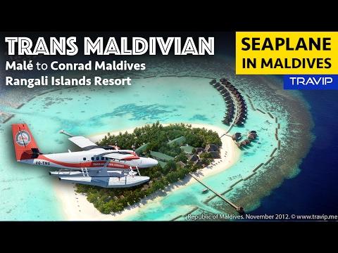 Trans Maldivian seaplane review: Malé to Conrad Maldives Rangali Islands Resort